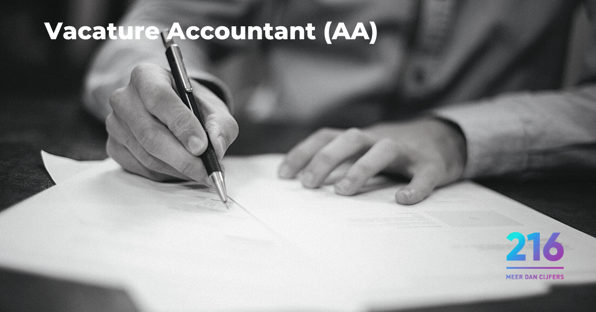 Vacature accountant aa enschede zwolle